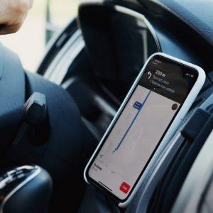Photo d'un GPS